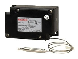RAYAMC-F5 THERMOSTAT, AMBIENT OR LINE, 40F FIXED SETPOINT, TYCO THERMAL