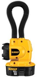 DWTDW919 DEWALT 18V FLEXIBLE FLASHLIGHT (UNIT ONLY)
