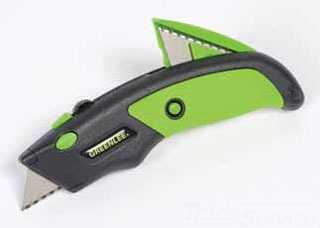 GRT0652-11 UTILITY KNIFE WITH BLADES, GREENLEE