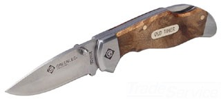 GRT0652-24 DROP POINT POCKET KNIFE,