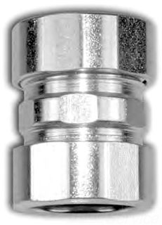AMFEC761US 3/4 STL CMP EMT CPLG, AMERICAN FITTINGS