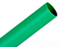 3M FP301-3/8-100'-Green-Spool HEAT SHRINK THIN WALL TUBING 100' SPOOL