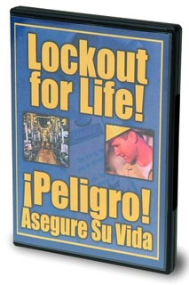 BRADY 51793 LOCKOUT FOR LIFE (DVD)