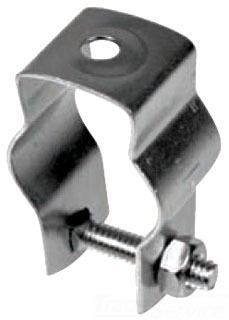 TOPAZ 604A CONDUIT HANGERS W/BOLTS & NUTS ATTACHED