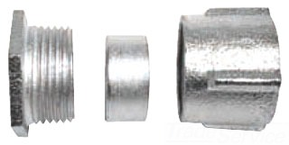 TOPAZ 851 RIGID COUPLINGS - THREE PIECE TYPE - ERICKSON