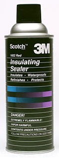 3M 1602 INSULATING SEALER 16 OZ (RED)