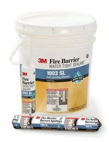 3M 1003SL FIRE BARRIER WATER TIGHT SEALANT, SAUSAGE 20 FL. OZ