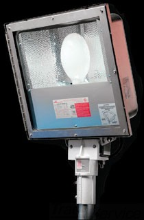 CROUSE-HINDS SSFMVSY250/480 76 STAINLESS STEEL FLOOD LIGHT HPS 250W