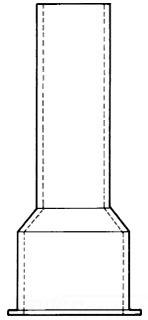 36B CAST IRON VALVE BOX BOTTOM SECTION 564A / 664A