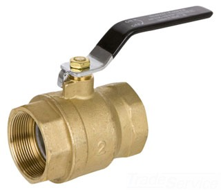SCI 2 IPS 600# FP BALL VALVE **NOT FOR POTABLE WATER USE**