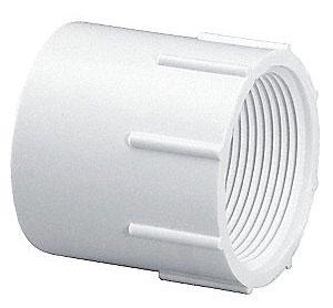 5 Inch PVC Female Adapter