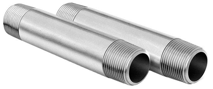 1-1/2 X 6 Inch Aluminum Nipple