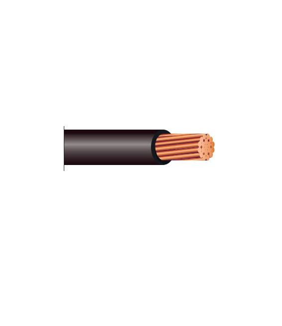 PV 10 Stranded BLACK 1KV/2KV Copper Photovoltaic Wire (Cut to Length)