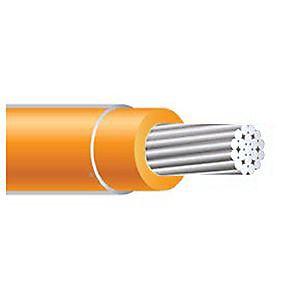 THHN 500 MCM Stranded Aluminum Orange Master Reel Cable