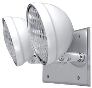 DUAL-LITE AHDDW2428 EMERGENCY LIGHT FIXTURE