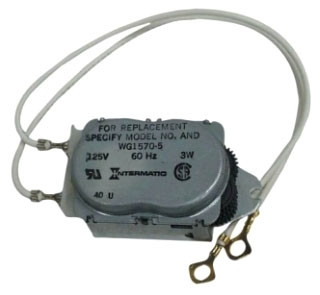 WG1573-10 208-277 V CLOCK MOTOR - T100 SERIES