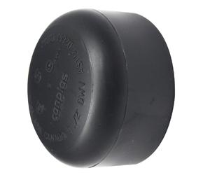 112ACAP 1-1/2 ABS SOLID SLIP CAP
