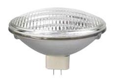 SYL 500PAR64/MFL-120V 500W PAR64 MOGUL END PRONG FLOOD LAMP (04613514932) ** DISCONTINUED **