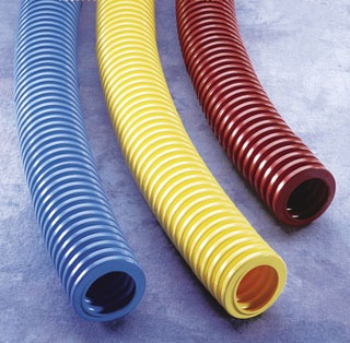 "PVC 2FLEXPLUS-R 500' MASTER REEL BLUE 2"" ENT"