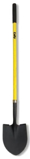 CLLY 37250 #2 ROUND POINT SHOVEL 48
