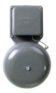 EDWARDS 55-6G5 24V-AC 6-IN BELL