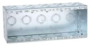 RACO 699 3-1/2D 5G MASONRY BOX
