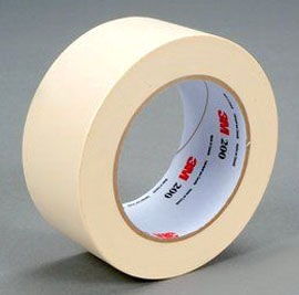 3M 200-48MM MASKING TAPE 48MM X 55M 48MM X 55M 2""