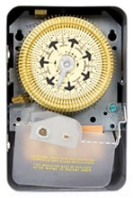 T2005 SPDT COMPACT 7 DAY TIME SWITCH 125V CLOCK MOTOR