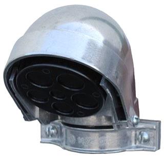 DOTTIE EC250 2-1/2 CLMPON ENTR CAP
