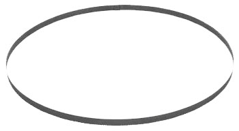 MIL 48-39-0572 3PK 27-IN BAND SAW BLADE FOR PROTABLE BAND SAW 2429-21XC