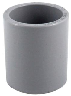 PVC 1-1/4CL COUPLING