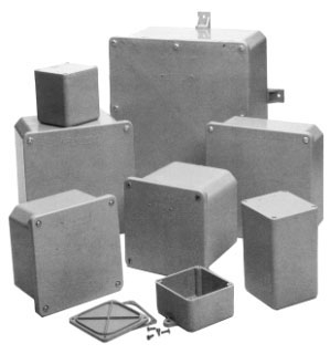12X12X8 PVC JCT BOX(JB12128)