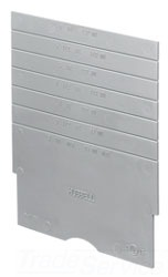 HUB S1DIV1 F-BOX DIVIDER, SIDE/SID