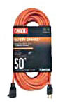 CAROL 03356 14/3SJT 50FT EXT CORD GLOBAL 37-1450-18