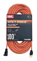 CAROL 06801 12/3SJT 100FT EXT CORD GLOBAL 371210-18