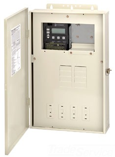 PE35300 ONE P1353ME IN 22 X 14 X 4.25 IN. OUTDOOR ENCLOSURE WITH 80 AMP BUS