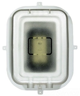 WP1000RC SINGLE GANG RECESSED VERTICAL IN-USE COVER