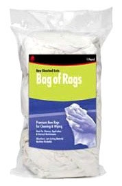 CLLY 37580 1LB BAG OF RAGS
