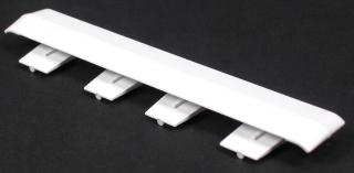 W-M 5406A-WH WHITE PLASTIC COVER CLIP