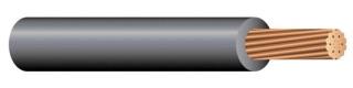 USE04STRBLK CU RHH-RHW-USE WIRE (1000FT REEL) COP#4UF