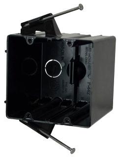ALLIED P442QT 2G PVC BOX 44CU