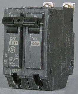 GE THQB2115 2P15A 120/240 BLT-ON CB