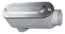 EGSLB150DCG Conduit Body 1-1/2 D/C COND BODY