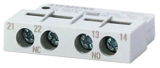 ITE 3RV1901-1E PLUG-IN CONT BLOCK