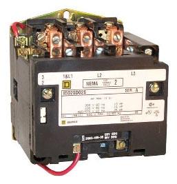 SQD 8502SDO2V03 CONTACTOR 600VAC 45