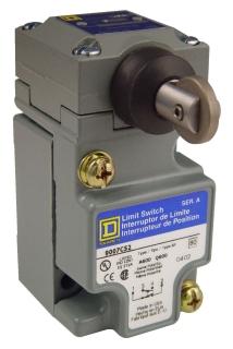 SQD 9007C52F 78344 LIMIT SWITCH 600V 10A C + OPTIONS