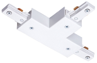 R25 WH T CONNECTOR WHITE