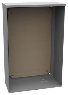 MLBN U9397-O TRANSFORMER ENCLOSURE / CT 11X24X36 BOARD SIZE 1X20X32 ENTERGY LP3340284