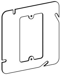 ORBT 51000 5S 1-G FLAT 5S STEEL DEVICE RING