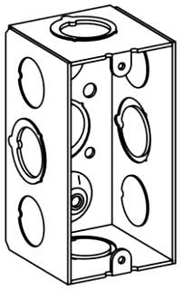 ORBT HDB-1-MKO 1-G HANDY BOX 2-1/8IN DEEP MKO